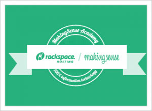 Making Sense & Rackspace Cloud Apps Webinar