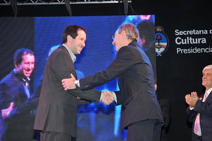 Lander received a Sadosky Award. Ignacio Caldentey CPO and UX Manager.