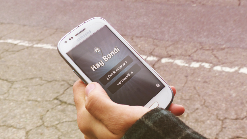 Hay Bondi - Android App