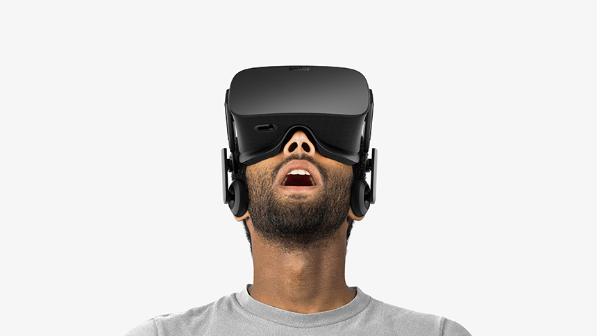 visual experience- VR