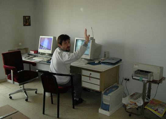 Sergio Marchetti in 2006